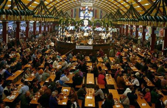 Munic Beer Hall Putsch Tour