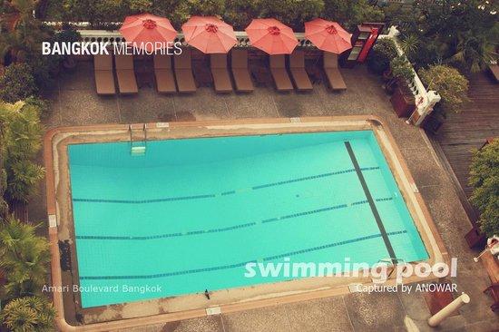 Boulevard Hotel Bangkok: Swiming Pool