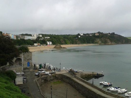 Fourcroft Hotel: Tenby Sea front