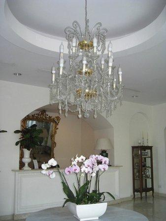 Hotel dei Congressi: foyer