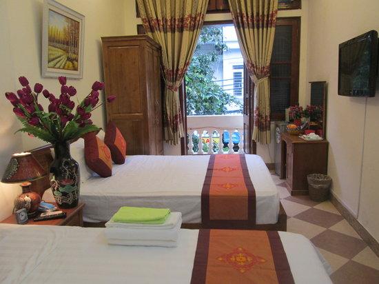 하노이 에버그린 호텔