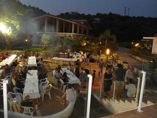 Marinella Hotel: Festa al Luzia!!!
