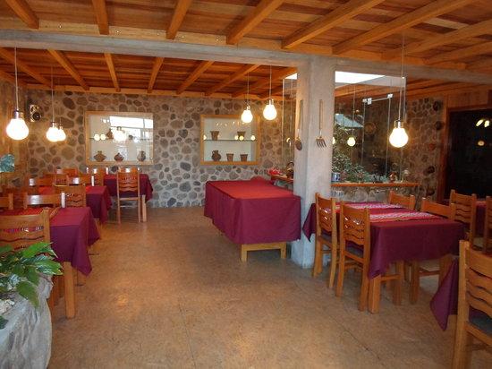 Posada el Castillo: breakfast