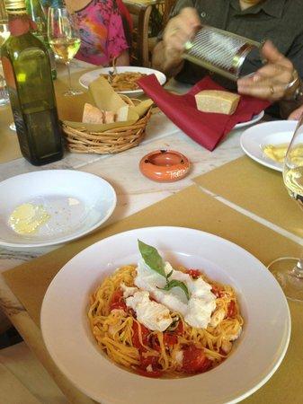 Trattoria di Sor Paolo: A true Tuscan experience