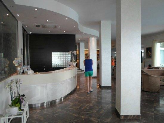 Hotel Acapulco : La hall