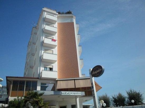 Hotel Acapulco : L albergo