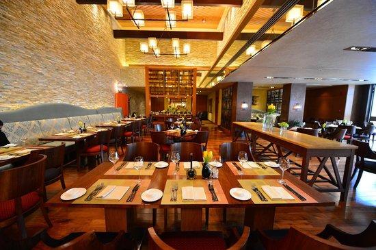 Al Faisaliah Hotel: La Cucina restaurant