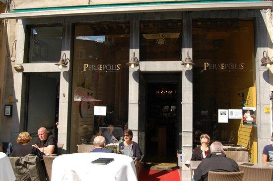 Persepolis: Dag van de Antwerpse vertelkunst 4