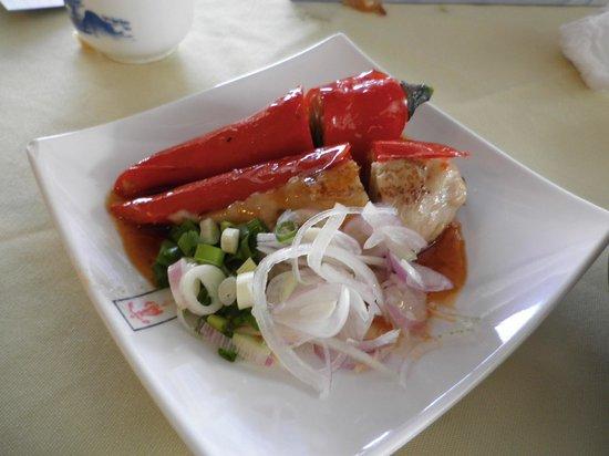 Foh San: Tasty chilli...