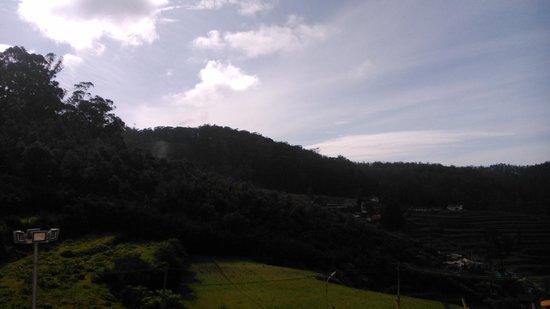 Delightz Inn: View from room