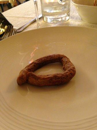 La Fossa del Grano: Taralino - crisp and nutty.