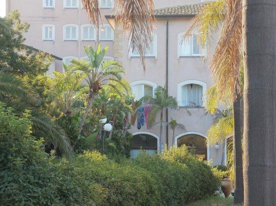 Blu Hotel Kaos : esterno camera