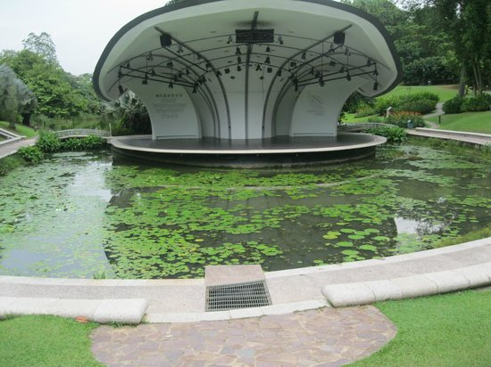 Au jardin restaurant singapur botanik bah eleri for Au jardin restaurant singapore