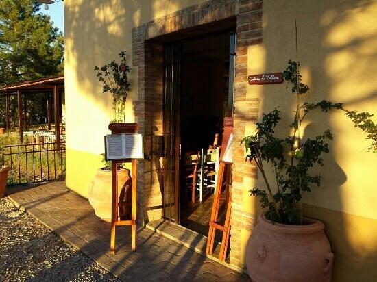 Belvedere Agriturismo : Restaurant