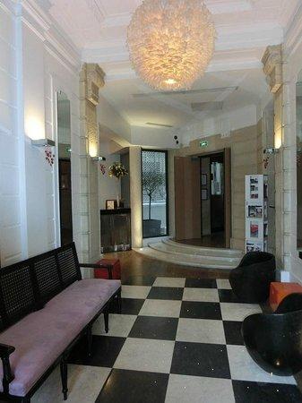 Hotel Le 123 Elysees - Astotel: lobby
