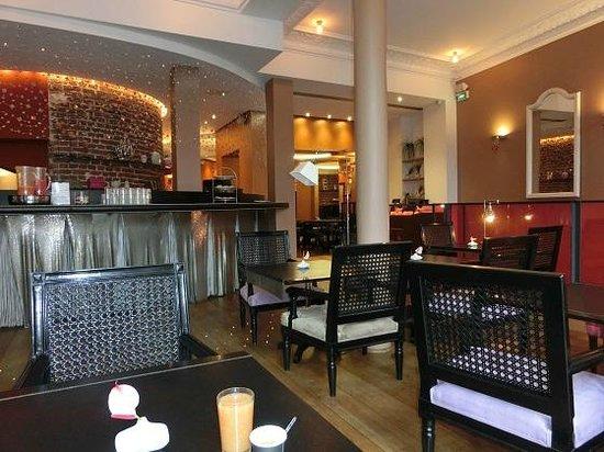 Hotel Le 123 Elysees - Astotel: bar/salle petit déjeuner