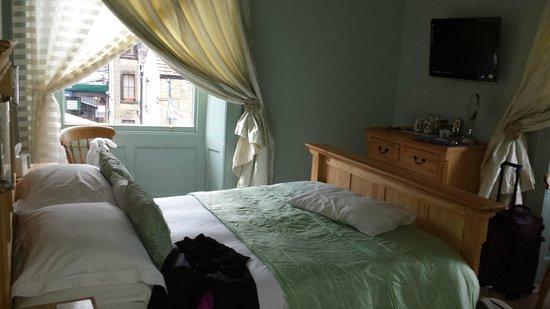 Napier's: Bedroom
