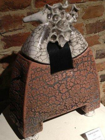 Keramiekcentrum Tiendschuur : Creative modern pottery 2