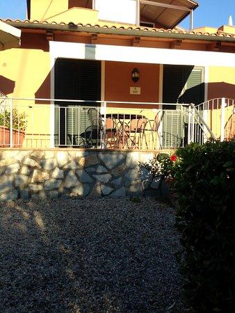 Country Hotel & Residence Da Pilade: esterno stanza