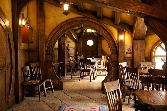 Unbelievable Detail Of A Hobbit Hole Picture Of Hobbiton
