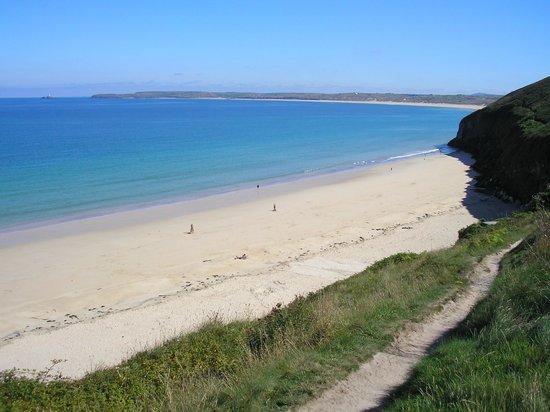 Carbis Bay Beach: Carbis Bay
