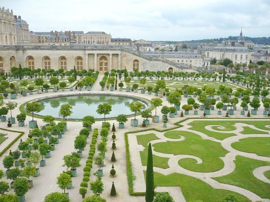 Park von schloss versailles picture of chateau de versailles versailles tripadvisor - Photo chateau de versailles ...