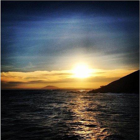 White Sands Resort: Amazingly beautiful sunset