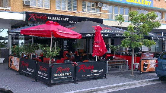 Reddy Kebabs Cafe