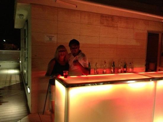 "Hotel Villamarina Club: Rooftop Cocktail Bar ""Winston"""