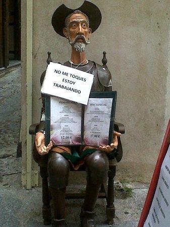 Los Cigarrales: el Quijote de Cervantes