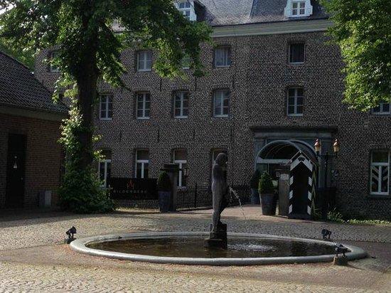 Bilderberg Chateau Holtmuhle: Entrance