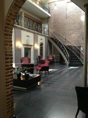 Bilderberg Chateau Holtmuhle: Lobby