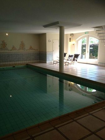 Bilderberg Chateau Holtmuhle: Swimming pool