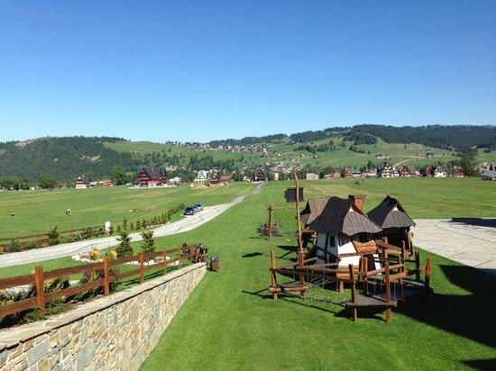 Hotel Zawrat Ski Resort & SPA: piękne widoki