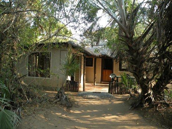 Malala Lodge : chalet con due camere da letto