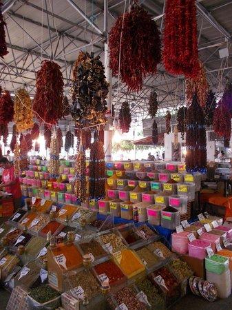 Bodrum Bazaar: Bodrum market