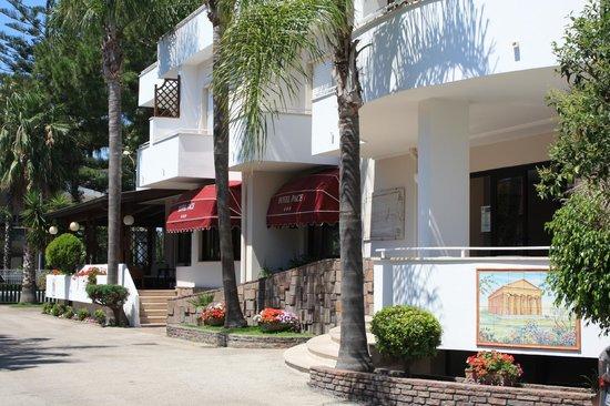 Hotel Pace: parte di ingresso