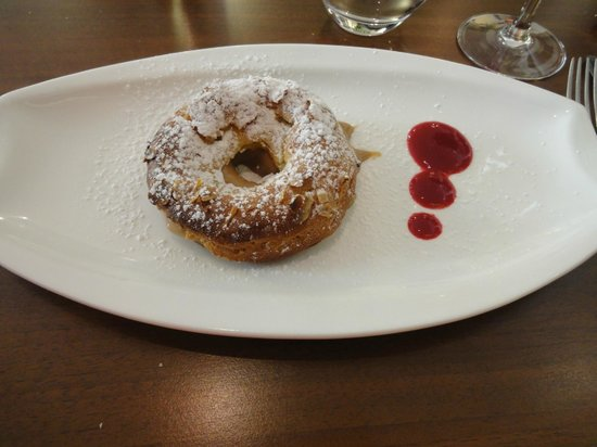 Le Comptoir d'Ainay: Dessert: Paris Brest