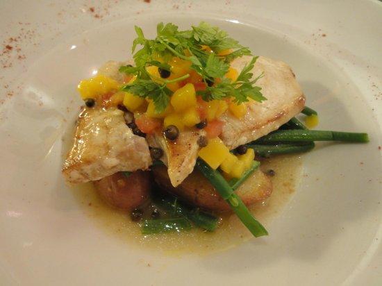 Le Comptoir d'Ainay: Main dish for Dinner