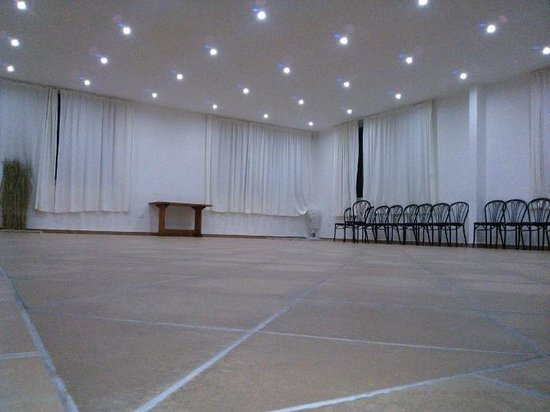 La Bonita: sala congressi