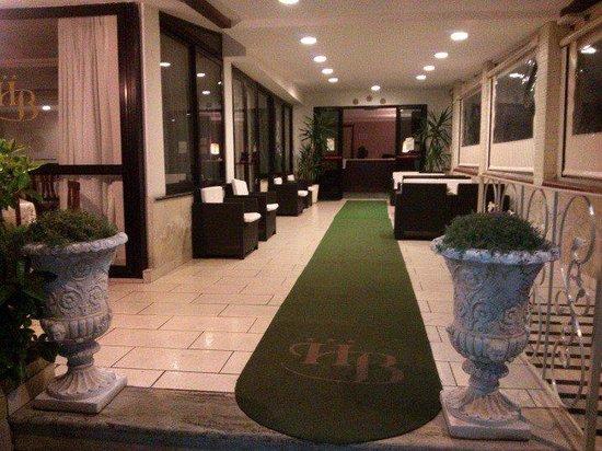 La Bonita: ingresso hotel