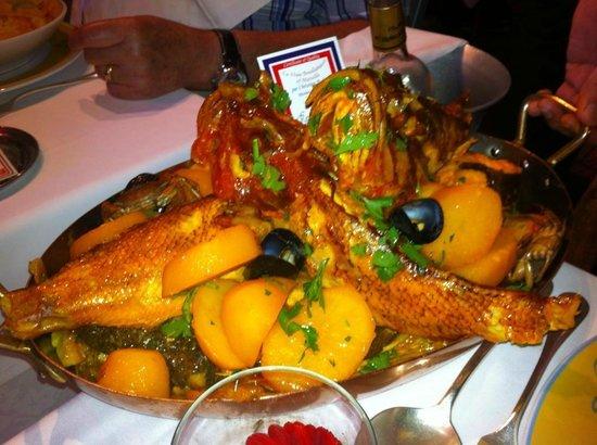 Miramar Marseille Restaurant