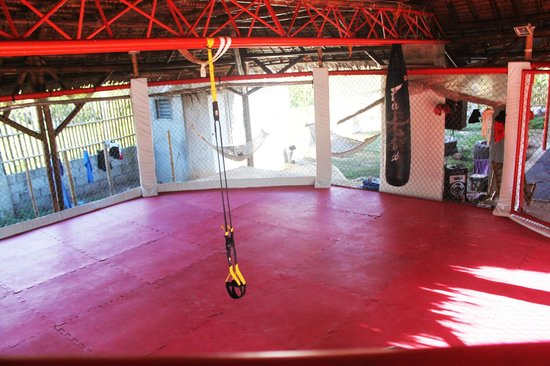 Legacy Gym Boracay : cage
