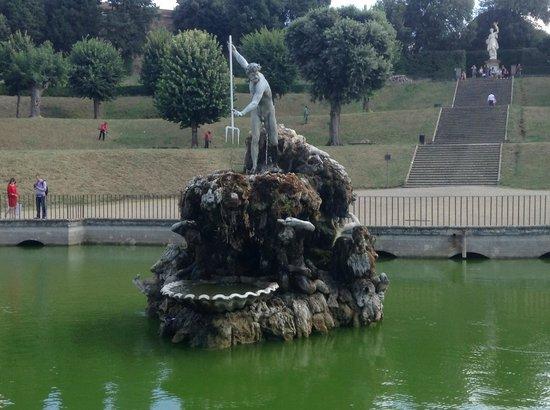 Fontana di nettuno foto di giardino di boboli firenze tripadvisor