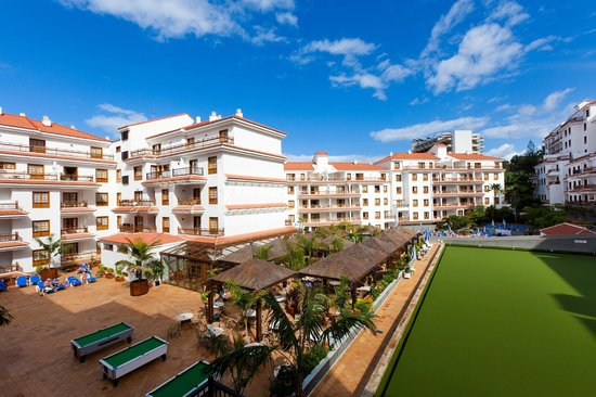 Apartamentos Casablanca: Bowling - Vista General