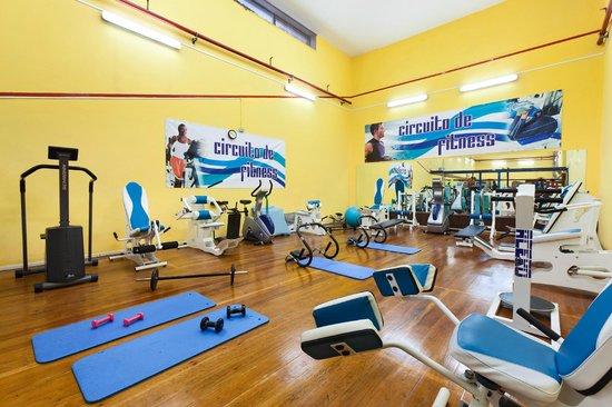 Apartamentos Casablanca: Gym