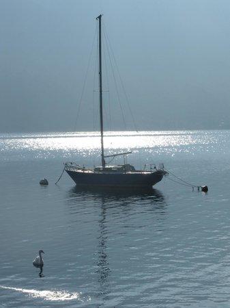 La Pergola: peaceful waters away from busy Bellagio