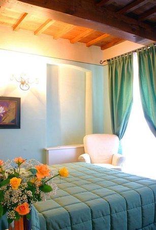 Fontebussi Tuscan Resort: camera