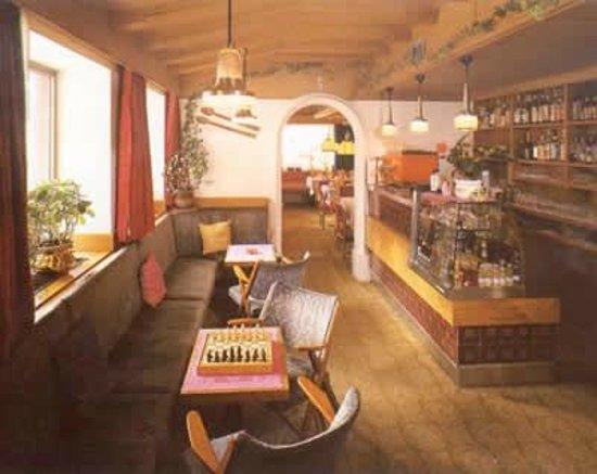 Hotel Oswald: Bar