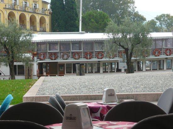 Cristallo Caffe Gelateria : e la vista frontale